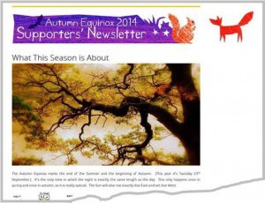 Autumn news 14