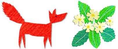 fox and primrose