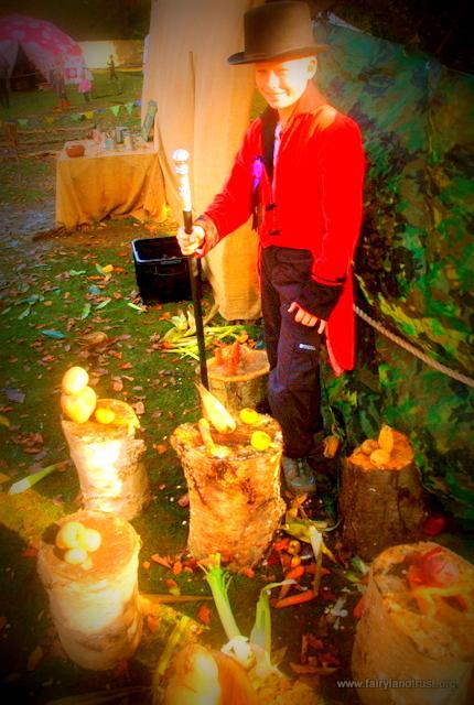 magical vegetable maestro