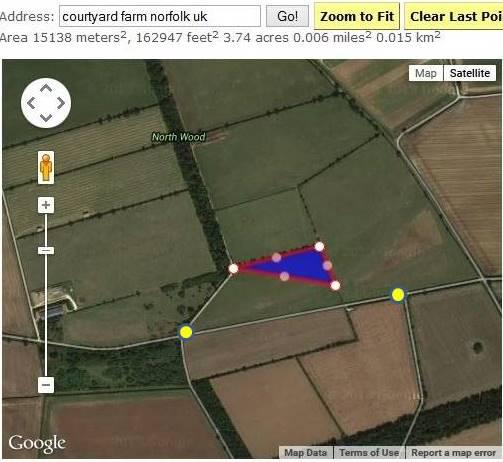 courtyard cowslip map access