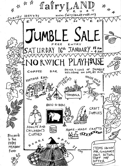 jumble sale FLT Jan 2016s