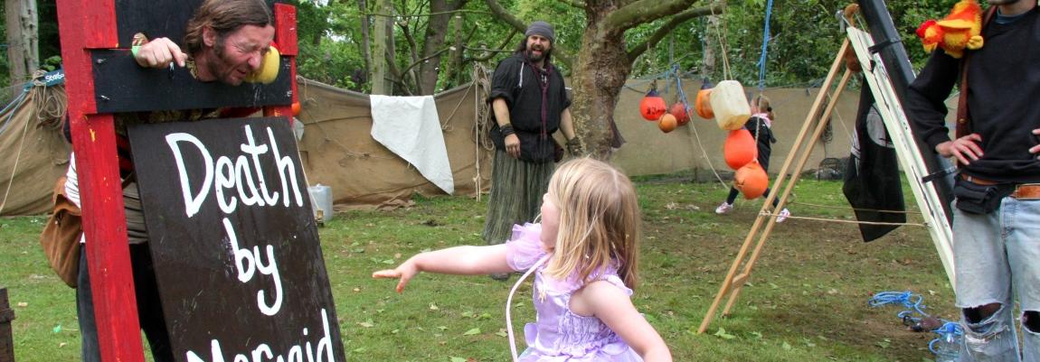 What's it like at a Fairy fair ?