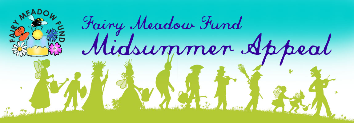 Support our Fairy Meadow Fund Midsummer Appeal !