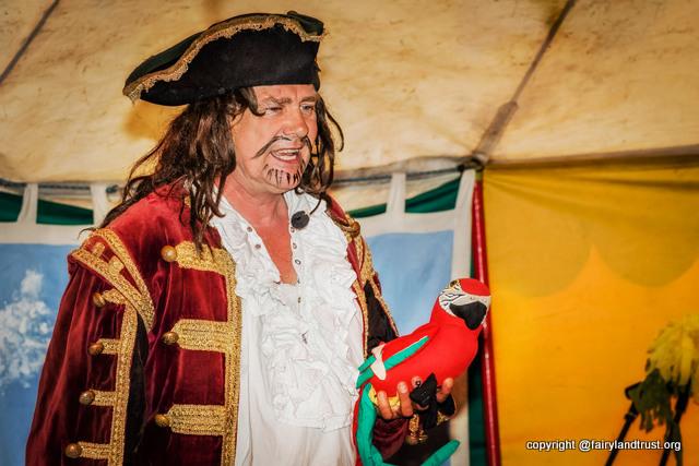 pirate pantomime