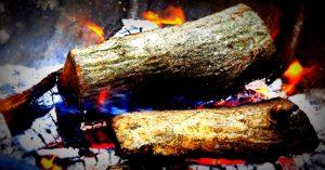 burning wood 640