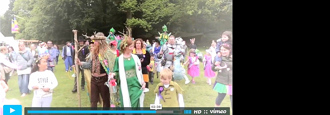 New video from the 2016 Fairy Fair