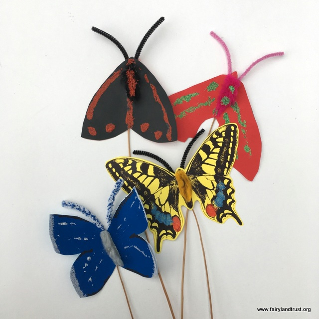 Fairyland Trust Butterfly and Moth Workshop