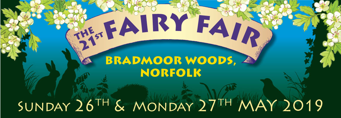 2019 Fairy Fair May 26th and May 27th