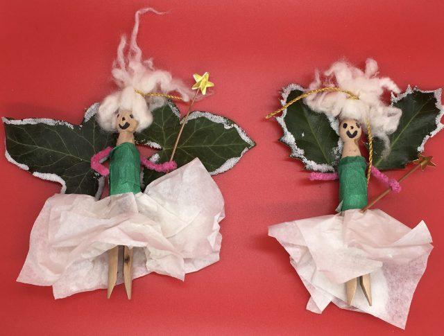 Fairyland Trust Christmas Fairy Workshop