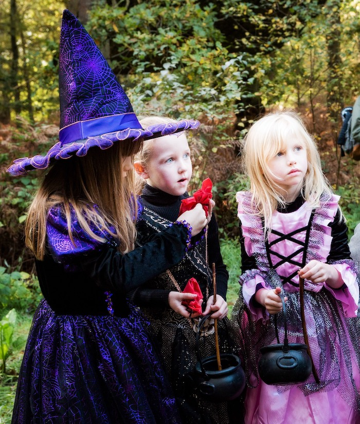 witch training