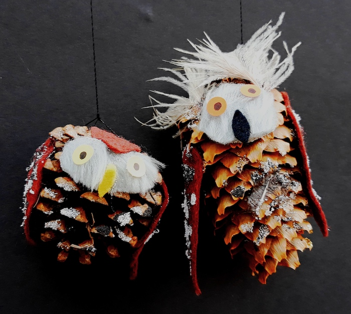 witches owls